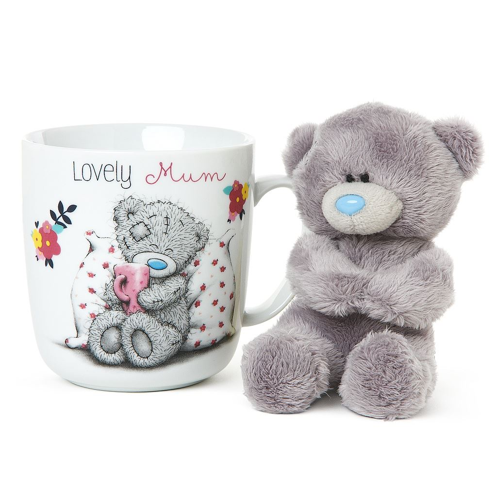 Me To You - Mug & Bear Set - Lovely Mum