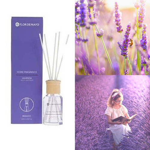 Aromatizētāju abonements Mikado Lavanda SUPER HOME 100ml