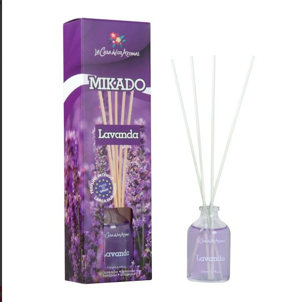 Aromatizētāju abonements Mikado Lavanda BOTANICAL ESSENCE 50ml