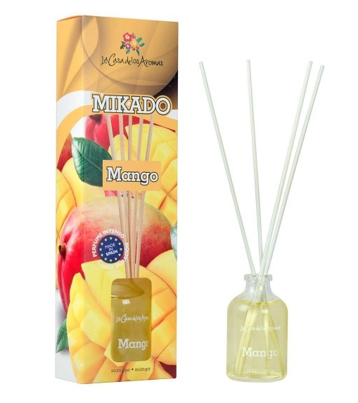 Aromatizētāju abonements Mikado Mango BOTANICAL ESSENCE 50ml