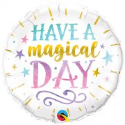 Have a magical day folija balons 45 cm