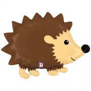 Woodland Hedgehog folija balons 76 cm