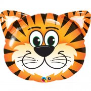 Tickled Tiger folija balons 76 cm