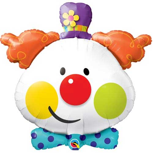 Cute Clown folija balons 91 cm