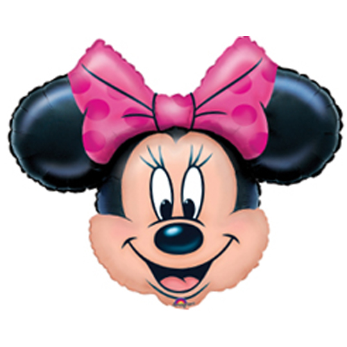 Minnie Mouse Supershape folija balons 71 cm